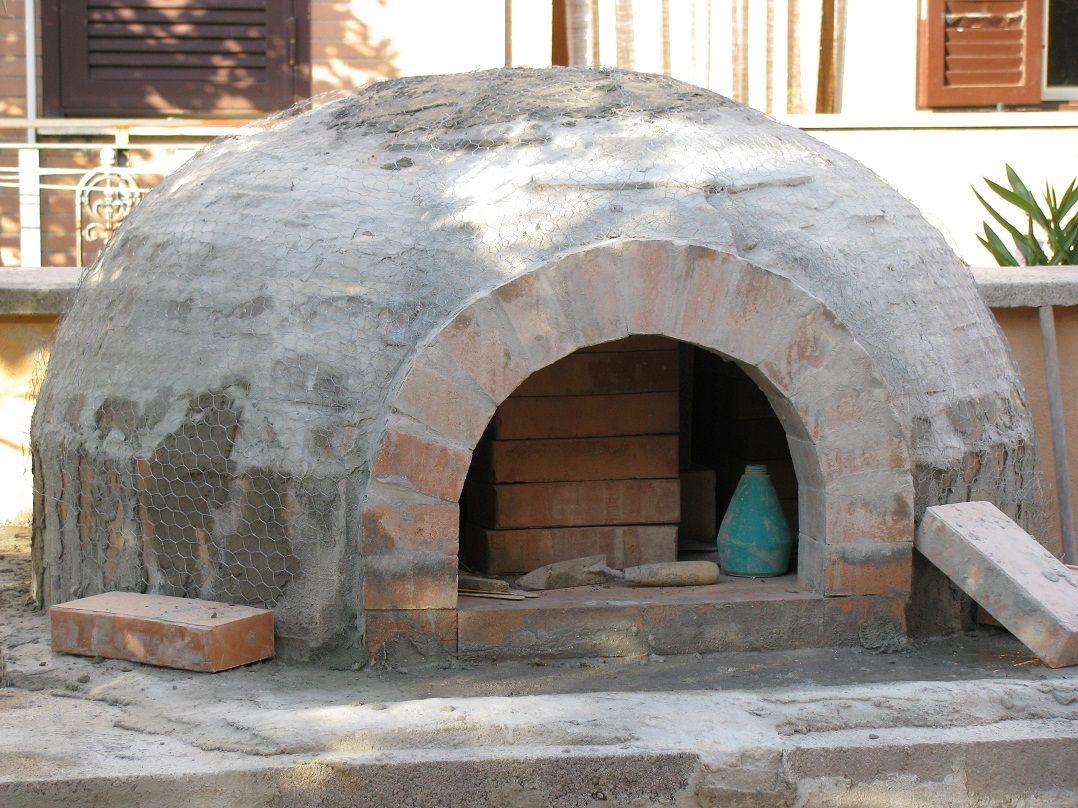 Costruzione forno a legna possibilmente economico page for Sportello per forno a legna