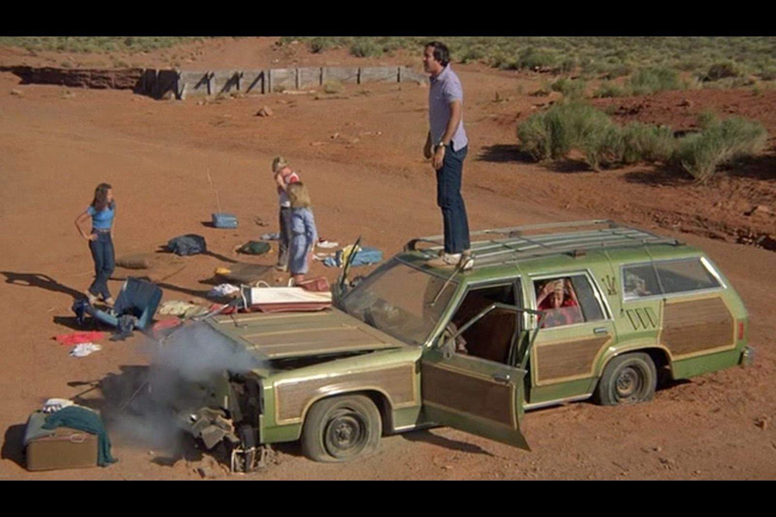 The Family Truckster VACATION Movie Car ) CHEVY CHASE