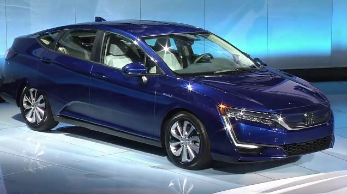 2019 Honda Clarity Electric Powertrain And Redesign Topcars19 Us