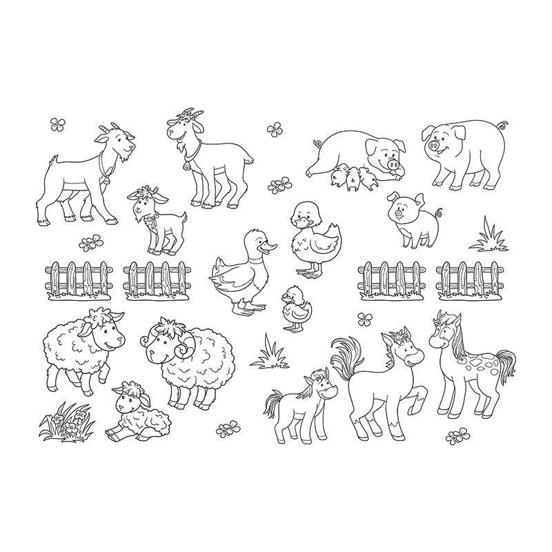 слабую картинки задания по теме домашние животные и их детеныши отец был