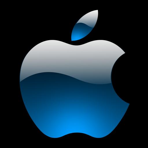 Top Ten Funny Things About Jony Ive S Knighthood Status Apple Icon Apple Watch Blue Apple Logo Wallpaper
