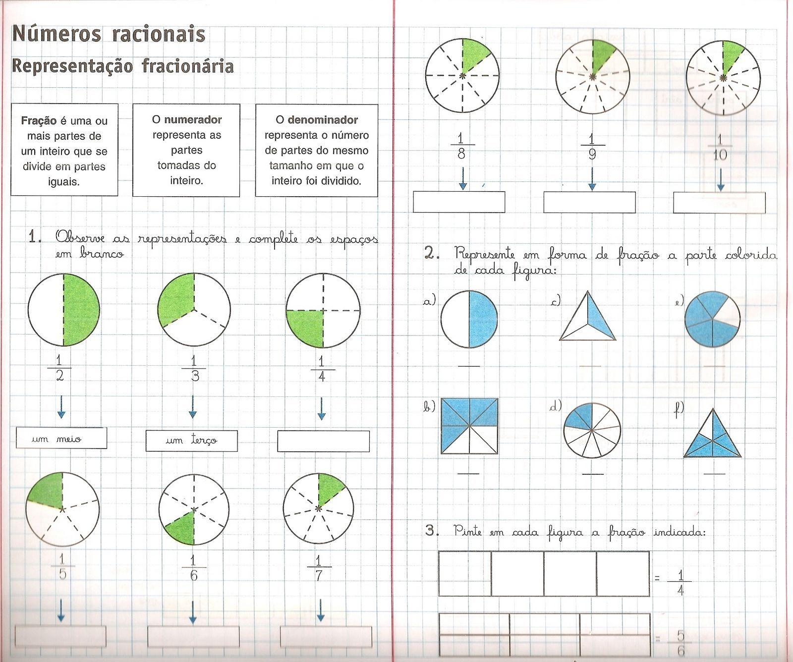 Pin De Adriana Rangel Em Escola Matematica Cadernos De