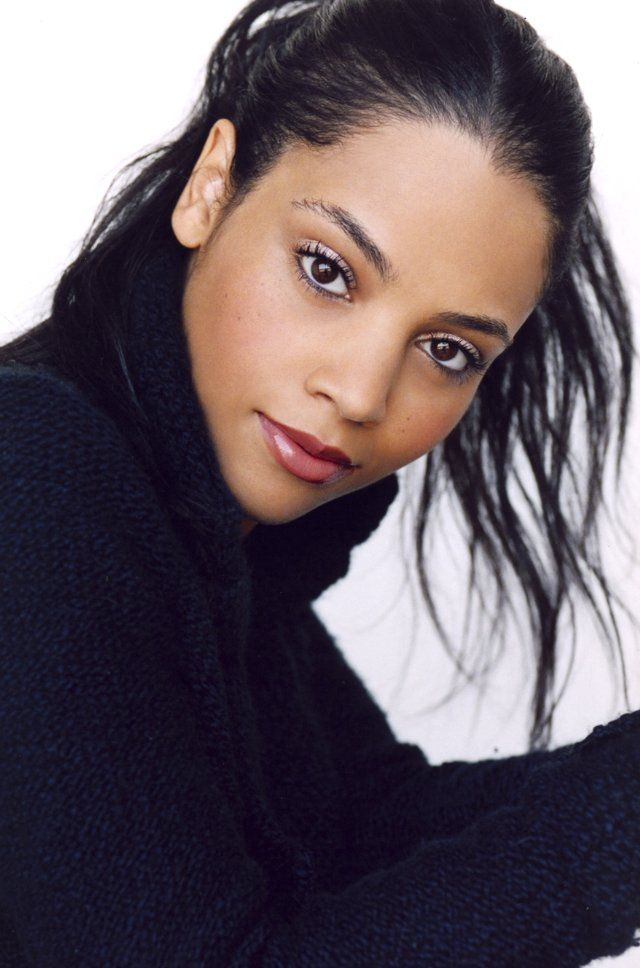 Bianca Lawson: Bianca Lawson. This woman is so effing fierce. And she was supposed to be Cordie!!! And...