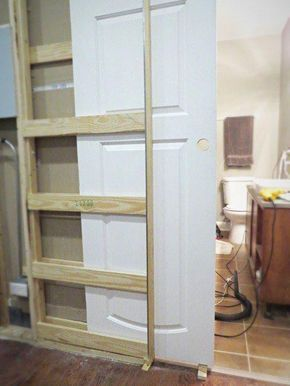 How To Destroy Your Fears Install A Pocket Door Diy Home