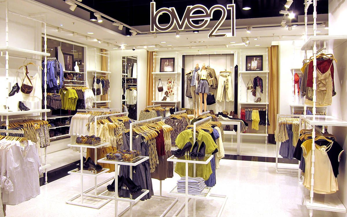 Image Result For Forever 21 Interior