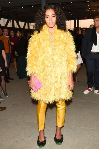See who attended the new Whitney Museum opening: Solange Knowles