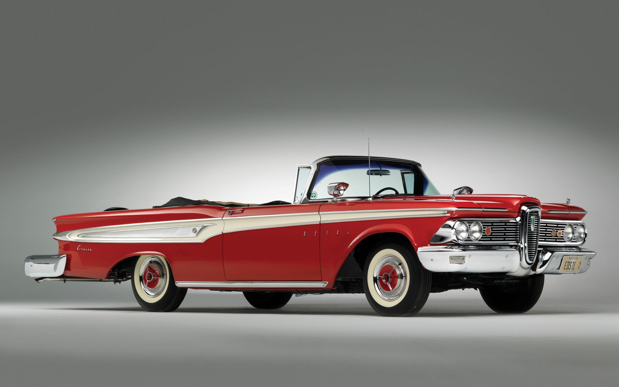 But Convertible Edsel Corsair Convertible 1959 Not Much A Fan Of American Cars