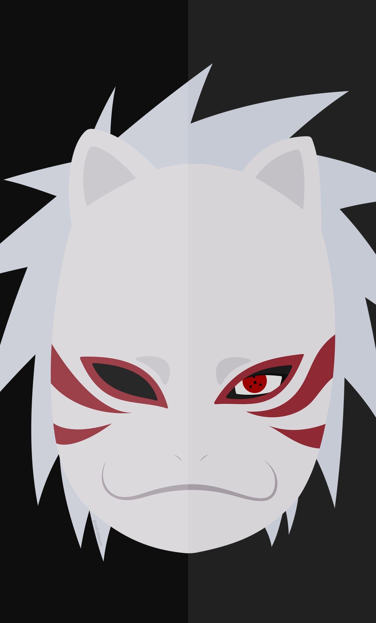 Kakashi Wallpaper 4k Iphone Gallery Naruto Desenho Anime Desenho