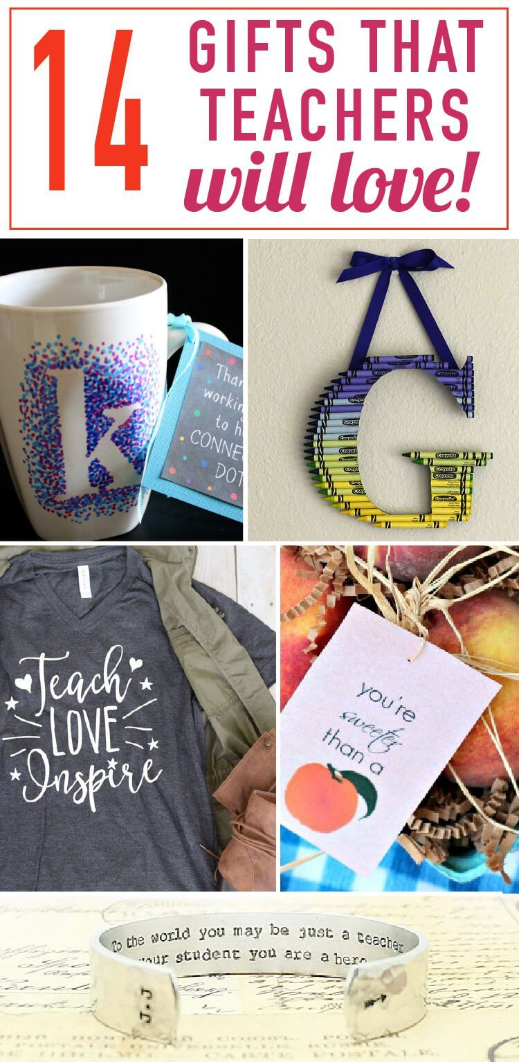 Best Teacher Gifts (That They Will Actually Love!) Best
