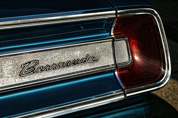 1967 Plymouth Barracuda - By Gordon Dean II