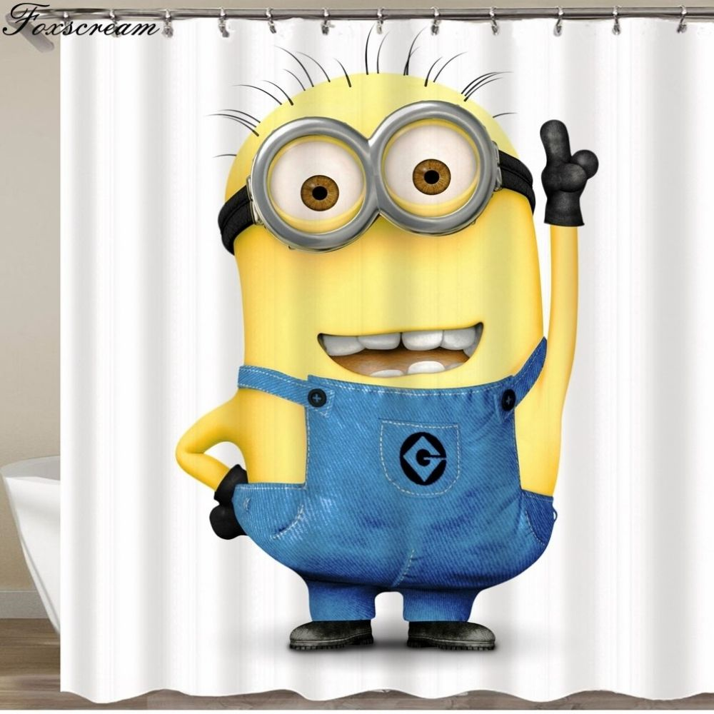 Minions Shower Curtains Price 19 93 Free Shipping Minion