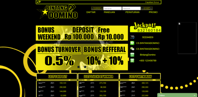Pin oleh domino now di Dominonow Poker, Bintang