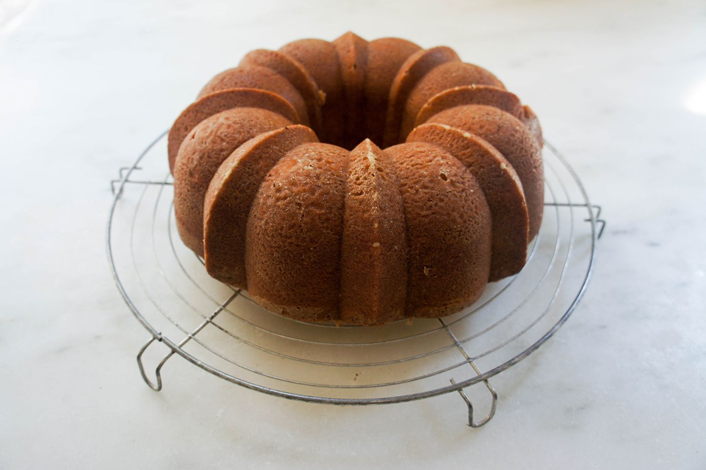 Lemon Buttermilk Pound Cake Pastry Chef Kathryn King Of Aria