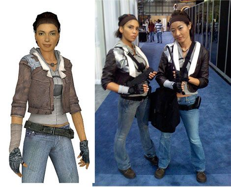 Half life 2 cosplay