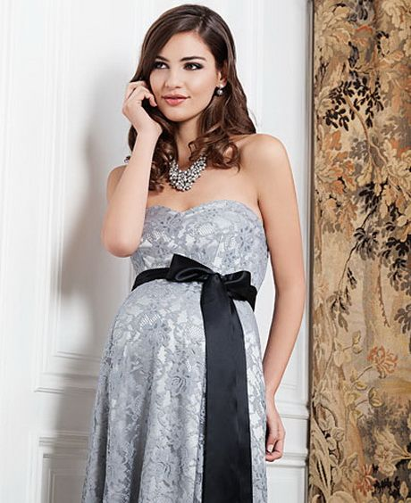 Festliche Umstandsmode Standesamt Fashion Strapless Dress Dresses