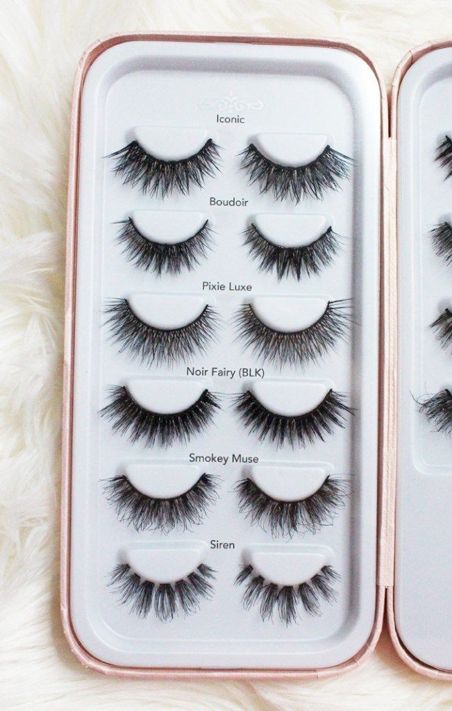 Check Out A Peek Inside The House Of Lashes® X Sephora Collection Lash Story