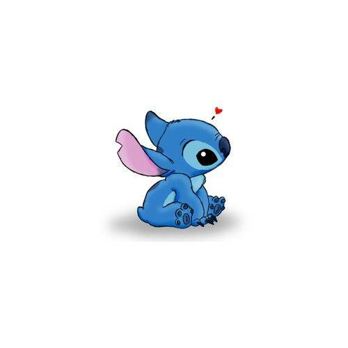 Stitch Is So Cute