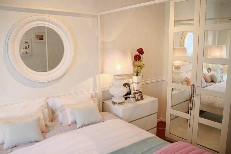 Creative Feminine Bedrooms