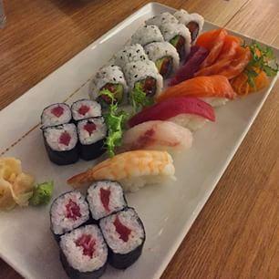Instagram Photos nearby Misaki Sushi Pompei