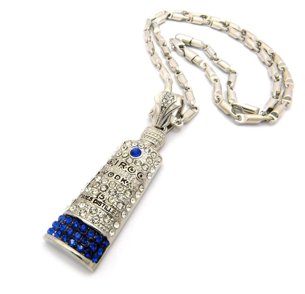 vodka expensive taste ciroc pinterest chains chain bottle pin