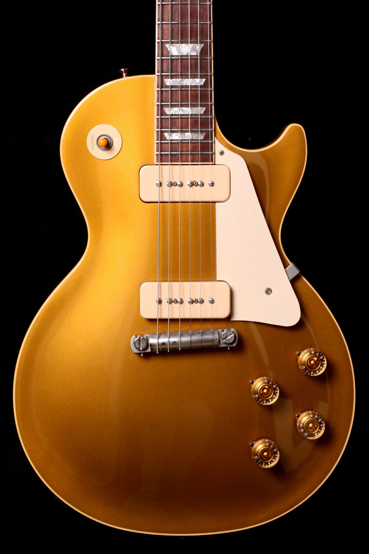 Gibson 1954 Les Paul Gold Top Reissue