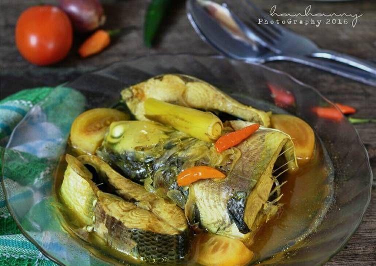 Resep Palumara Ikan Bandeng Oleh Hanhanny Resep Resep Masakan Indonesia Resep Makanan Makanan Dan Minuman