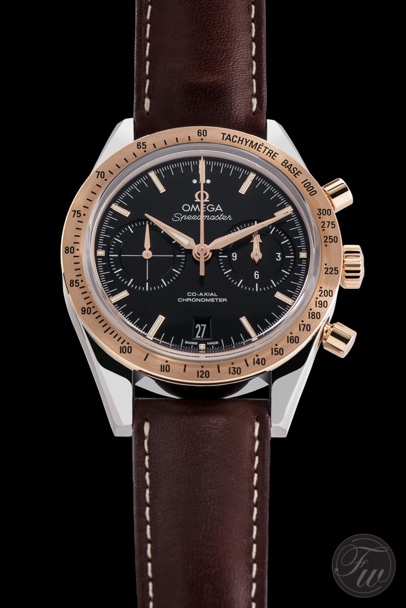 13c555619cb2 Omega Speedmaster  57 - Watch Photography