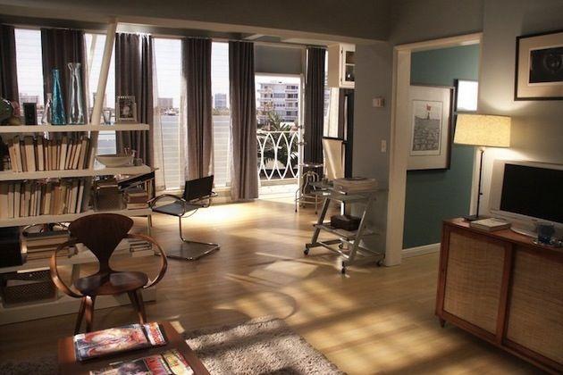 college apartment interior design. Interior Set Design Of Dexter S Miami Apartment  4