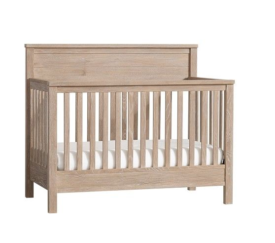 Charlie Toddler Bed Conversion Kit Smoked Gray In Home
