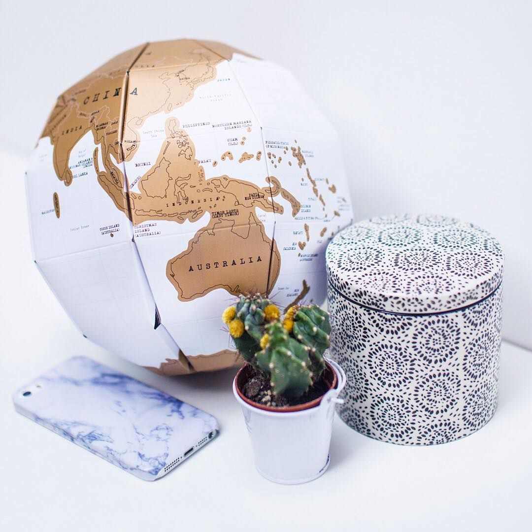 Looking for some Monday Motivation? Plan your next trip with Scratch Globe and record your adventures in 3D! ✈️❤️ #Monday #ScratchGlobe #TravelAddict #TravelLife #MotivationMonday #MondayMotivation #TravelPlans #travelbug #takemethere #wanderlust #decor #letsgo #travelswag #world #map #globe #travel #interiordesign #LuckiesOfLondon