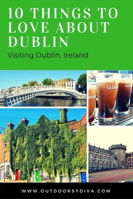 Dublin, Ireland turned out to be a favorite destination. It was a multicultural melting pot. Here are the top 10 things I loved about visiting Dublin.