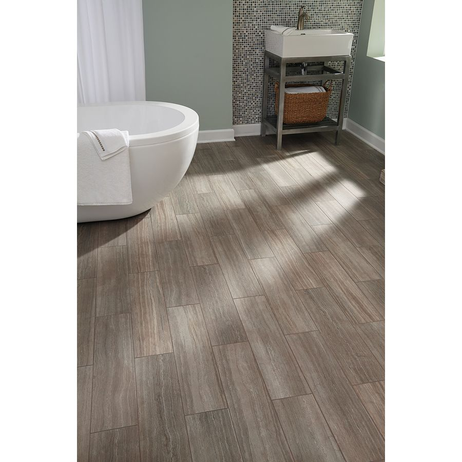 Ceramic vinyl tile flooring with floor luxury vinyl flooring also - Stainmaster 6 In X 24 In Groutable Chateau Light Gray Peel And Stick Travertine Luxury Vinyl Tile Lss3471eps Luxury Vinyl Tileflooring