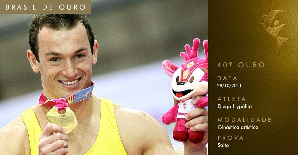 Diego Hypolito - Gymnastics.