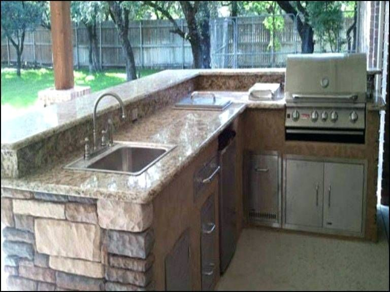 Outdoor Kitchen Cabinets With Sink Outdoor Kitchen Plans Outdoor Kitchen Outdoor Kitchen Cabinets
