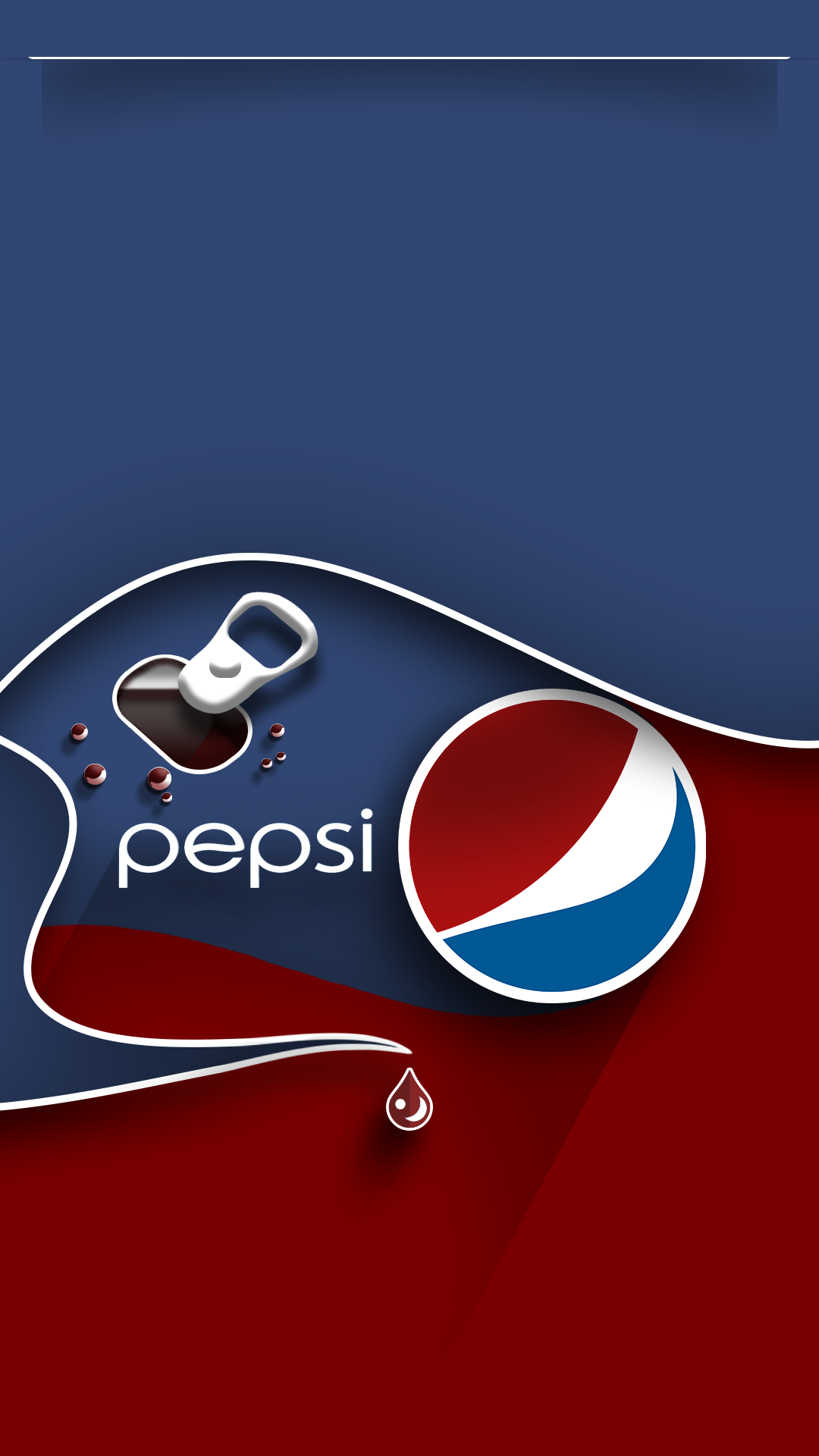 Pepsi Open Tab Wallpaper Pepsi Pepsi Logo Android Wallpaper