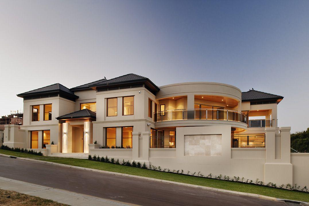 Zorzi Luxury Custom Home Luxury Homes Dream Houses House Designs Exterior Contemporary House Plans