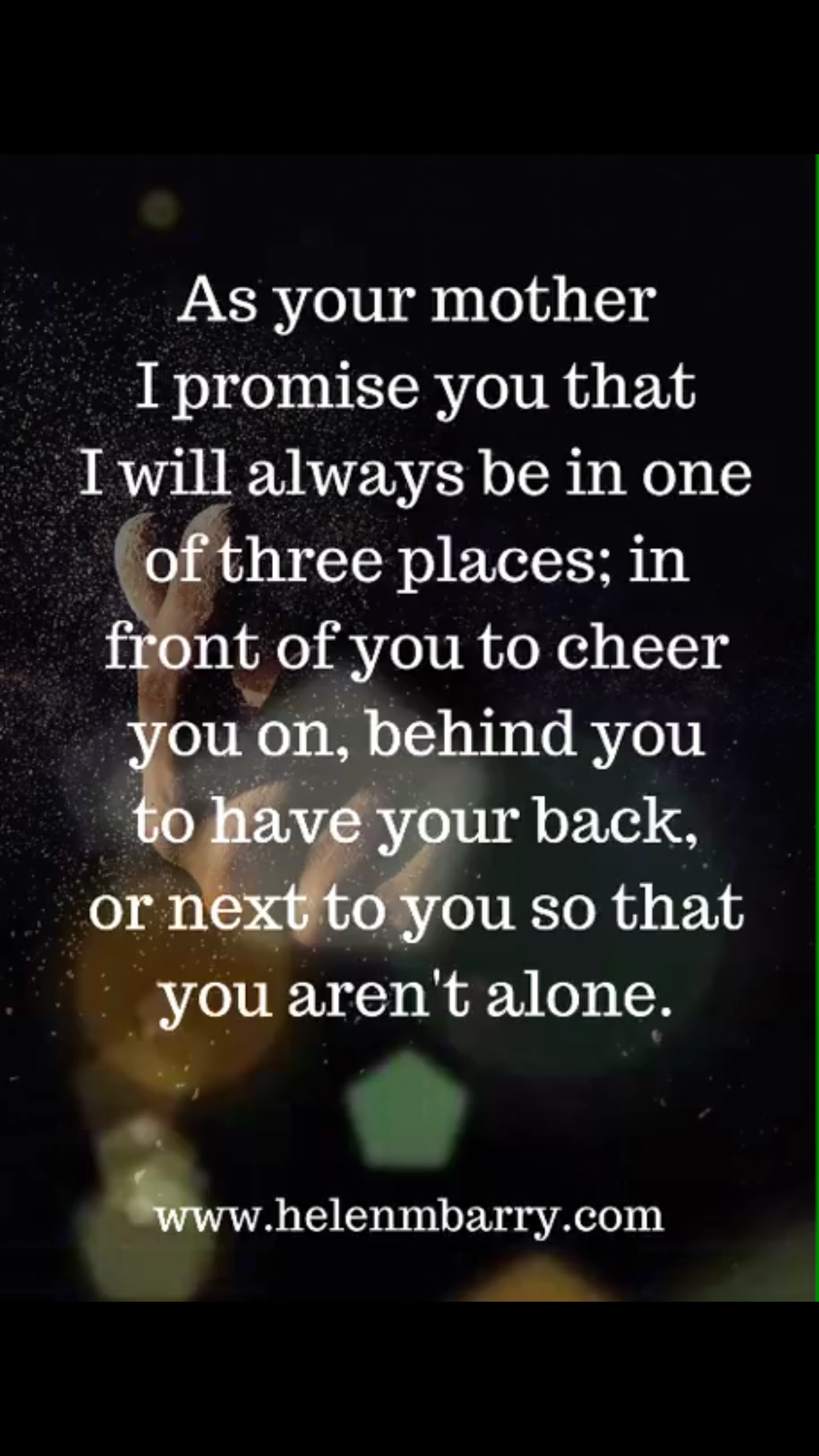 Pin by Beth Overly on Mom | Senior quotes inspirational ...
