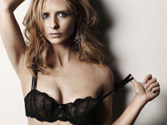 Sarah Michelle Gellar Desnuda Buffy Se Nos Hace Mayor Sarah