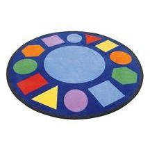 Angeles® Geometric Shapes Carpets