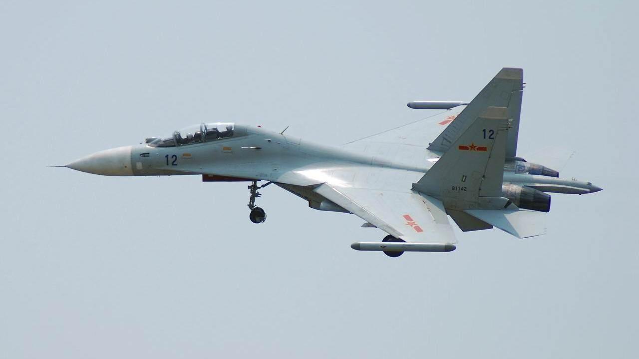 Sukhoi Su-30MKK Chino