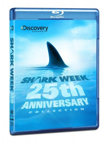 shark week 25th anniversary commercial