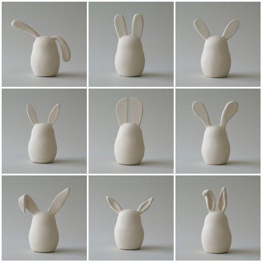 Wow, was für eine süße Oster-Deko-Idee! www.tokketok.com/#0