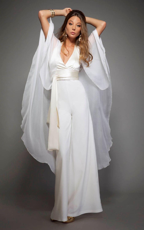 d71deb133ac9 Bianca silk cape by PetiteLumiereCo on Etsy Wedding Pants