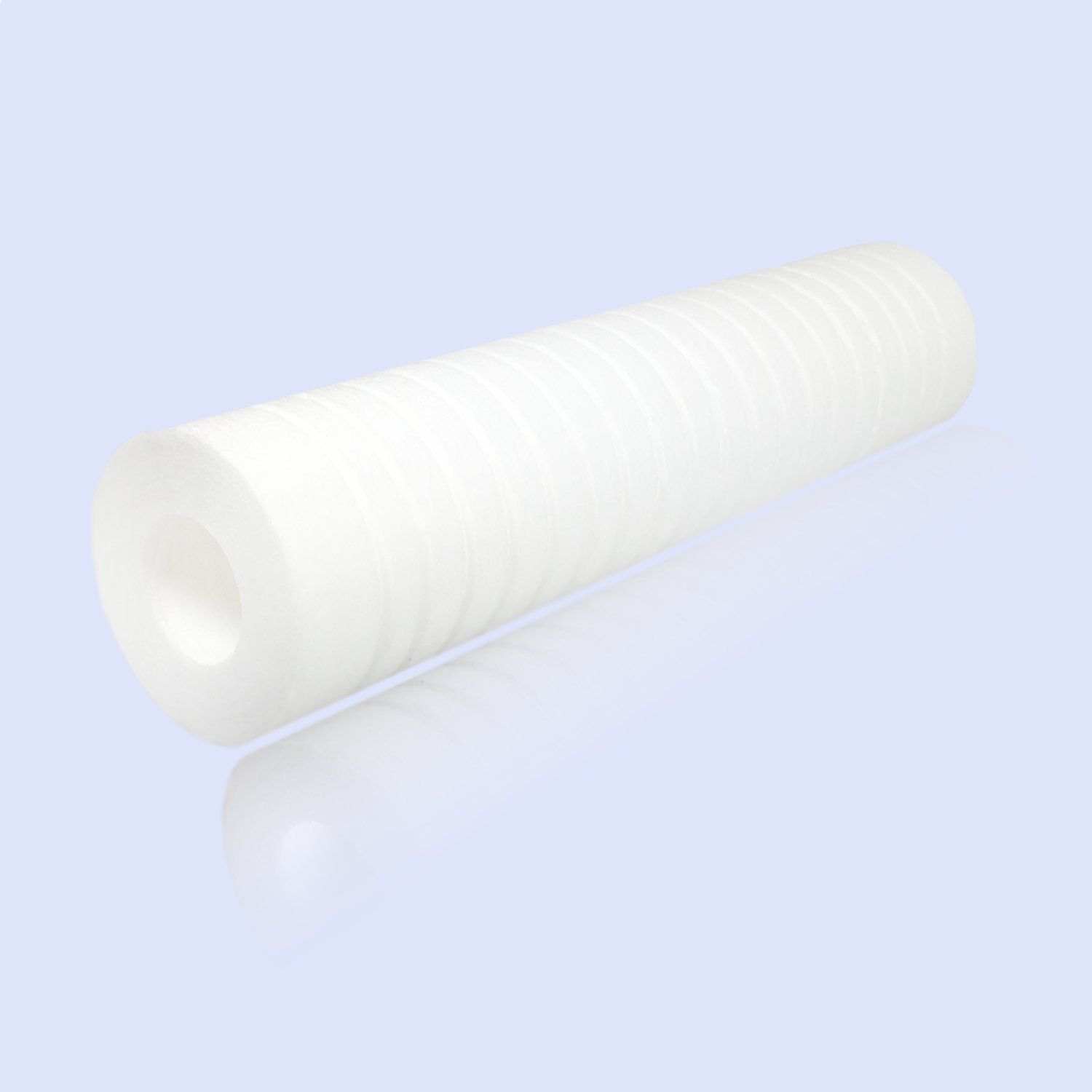 Aquaboon 1 Micron 10 X 2 5 Grooved Sediment Water Filter Replacement Cartridge For Any 10 Inch Ro Unit Whole House Sediment Filtrat Ro Unit Sediment The Unit