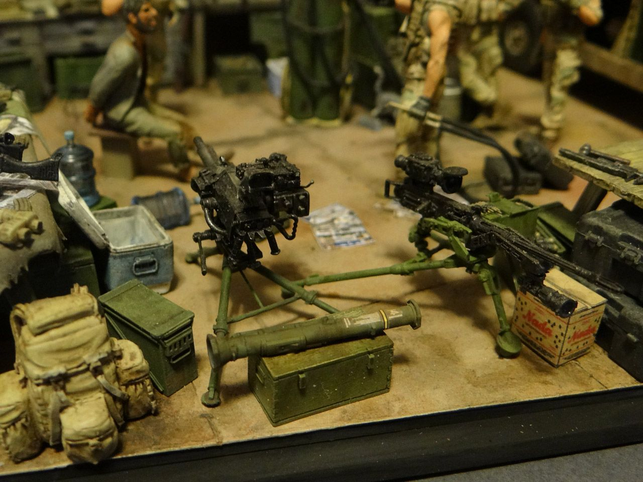 Dioramas and Vignettes: Enforcement to democracy, photo #20
