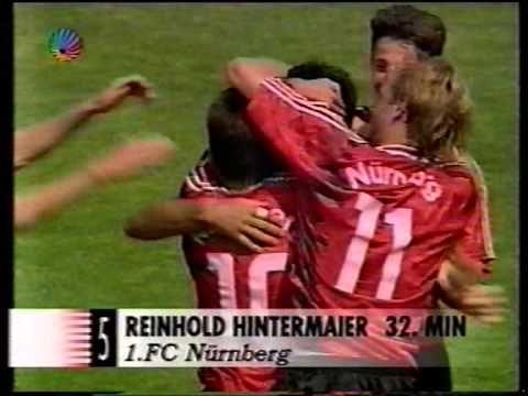 34. Sp. 1992/93 1.FC Nürnberg-1.FC Saarbrücken