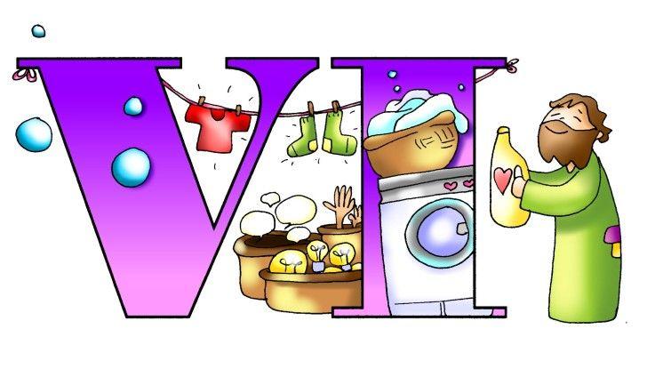 El Sexto No Cometeras Actos Impuros Mandamentos Ilustracoes Os 10 Mandamentos