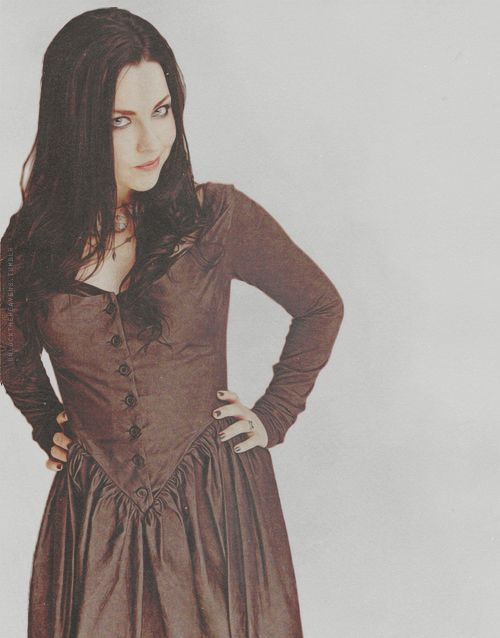 amy lee is beautiful!