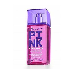 Victoria Secret Pink Sweet Flirty Body Mist Health And Beauty