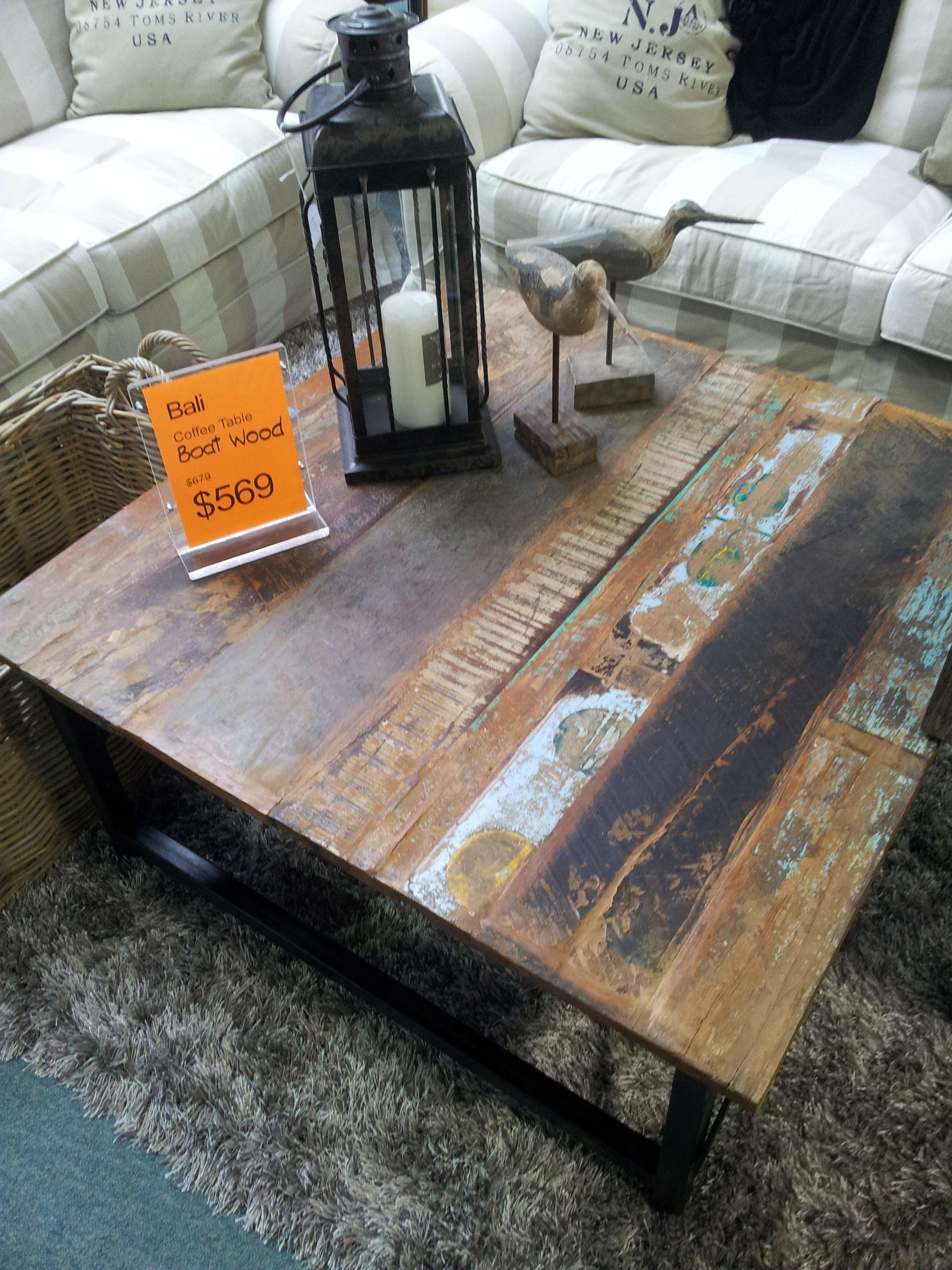 Beach Pallet Table Remade Furniture Pallet Furniture Diy